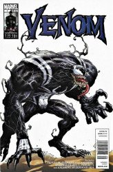 Marvel Comics's Venom: Flashpoint Issue # 1b