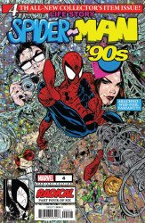 Marvel Comics's Spider-Man: Life Story Issue # 4b
