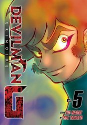 Seven Seas Entertainment's Devilman: Grimoire Soft Cover # 5