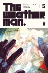 Image Comics's The Weatherman Issue # 5
