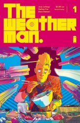 Image Comics's The Weatherman Issue # 1 - 2nd print