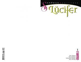 Vertigo's Lucifer Issue # 1c