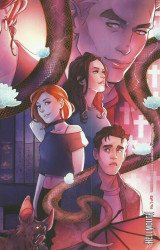 BOOM! Studios's Buffy The Vampire Slayer: Angel - Hellmouth Issue # 1c
