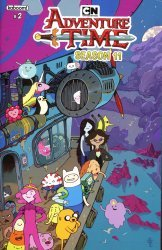 KaBOOM!'s Adventure Time Season 11 Issue # 2b