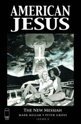 Image Comics's American Jesus: The New Messiah Issue # 2c