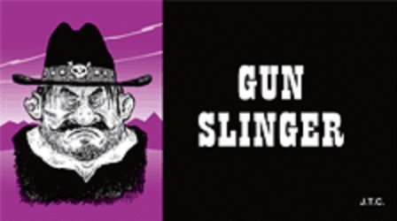 Chick Publications's Gun Slinger Issue nn