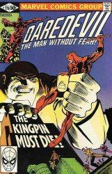 Marvel Comics's Daredevil Issue # 170