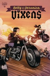 Archie Comics Group's Betty & Veronica: Vixens Issue # 3