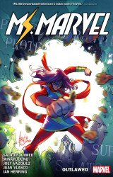 Marvel Comics's The Magnificent Ms. Marvel TPB # 3