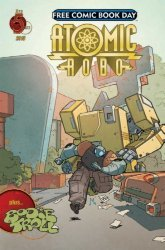 Red 5 Comics's Atomic Robo - Free Comic Book Day  Issue # 2013