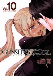 Seven Seas Entertainment's Gunslinger Girl TPB # 10