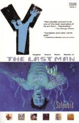 Vertigo's Y: The Last Man TPB # 4