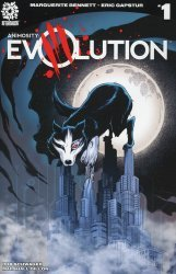 After-Shock Comics's Animosity: Evolution Issue # 1
