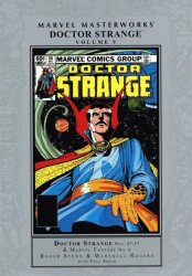 Marvel Comics's Marvel Masterworks: Doctor Strange Hard Cover # 9