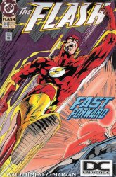DC Comics's Flash Issue # 101b