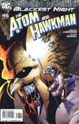 DC Comics's The Atom & Hawkman Issue # 46