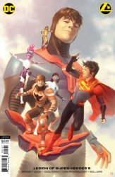 DC Comics's Legion of Super-Heroes Issue # 5b