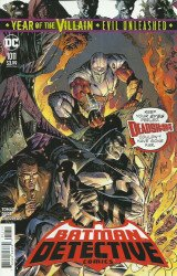 DC Comics's Detective Comics Issue # 1011