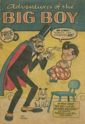 Timely Comics's Adventures of Big Boy Issue # 11west