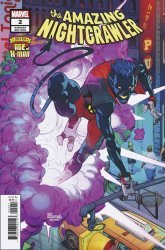 Marvel Comics's The Age of X-Man: The Amazing Nightcrawler Issue # 2b