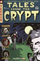 Papercutz's Tales from the Crypt Soft Cover # 3