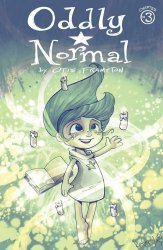 Image's Oddly Normal Issue # 3