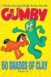 Papercutz's Gumby Soft Cover # 1
