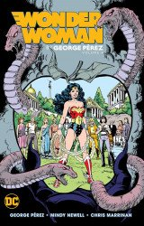 DC Comics's Wonder Woman by George Perez TPB # 4