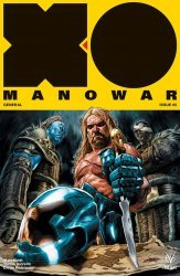 Valiant Entertainment's X-O Manowar Issue # 5