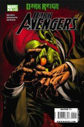 Marvel Comics's Dark Avengers Issue # 5