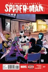 Marvel's The Superior Foes of Spider-Man Issue # 17