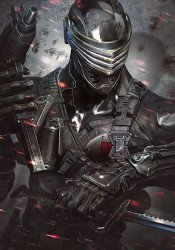 IDW Publishing's Snake Eyes: Deadgame Issue # 1eastside-a