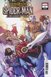 Marvel Comics's War of the Realms: Spider-Man and the League of Realms Issue # 1b