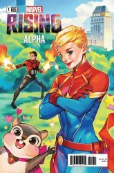Marvel Comics's Marvel Rising: Alpha Issue # 1b