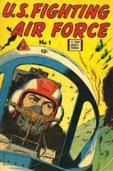 I. W. Enterprises's U.S. Fighting Air Force Issue # 1