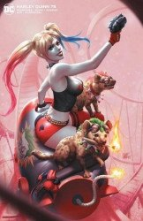 DC Comics's Harley Quinn Issue # 75ckc-b