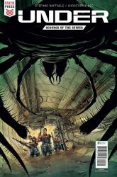 Titan Comics's Under: Scourge Of The Sewer Issue # 1b
