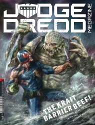 Rebellion's Judge Dredd: Megazine Issue # 370