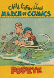 Western Printing Co.'s March of Comics Issue # 52b