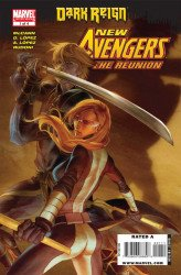 Marvel Comics's New Avengers: The Reunion Issue # 1