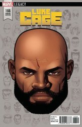 Marvel Comics's Luke Cage Issue # 166e