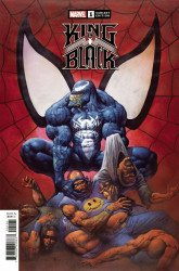Marvel Comics's King in Black Issue # 1i