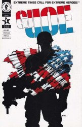 Dark Horse Comics's GI Joe Issue # 1d