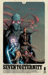 Image Comics's Seven to Eternity Issue # 1 - 3rd print