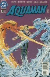 DC Comics's Aquaman Issue # 8