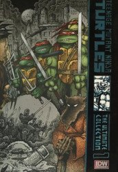 IDW Publishing's Teenage Mutant Ninja Turtles: Ultimate Collection Hard Cover # 1c