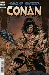 Marvel Comics's Savage Sword Of Conan Issue # 10b