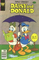 Gold Key's Daisy and Donald Issue # 41whitman