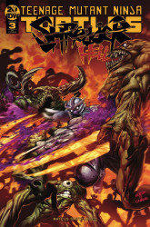 IDW Publishing's Teenage Mutant Ninja Turtles: Shredder in Hell Issue # 3ri