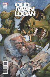 Marvel Comics's Old Man Logan Issue # 22b